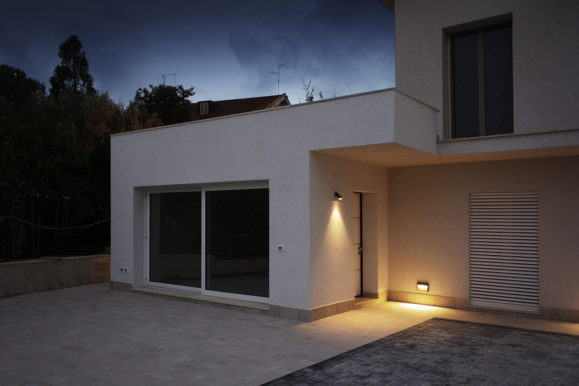 Illuminazione esterna abitazione illuminazione per esterni guida